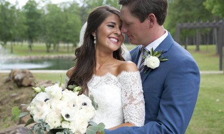 Rachel Bradley & Blair Hamm: A Columbiana Wedding