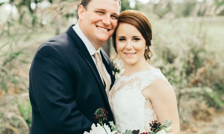 Hallie Melvin & Andrew Stone: A Columbiana Wedding