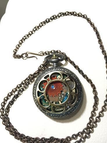 Melanie Poole-Steam Punk Jewelry