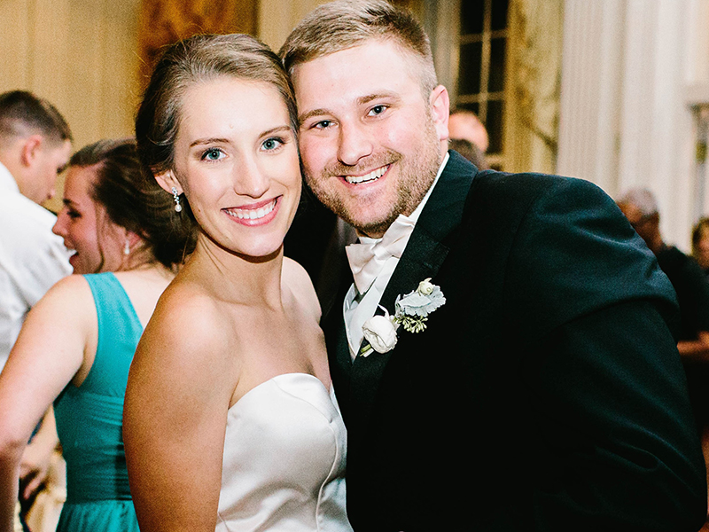 Gabbi Rush & Will Gaskill: A Montevallo Wedding