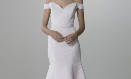What's trending in bridal fashion