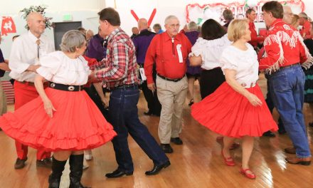 Calling All Square Dancers