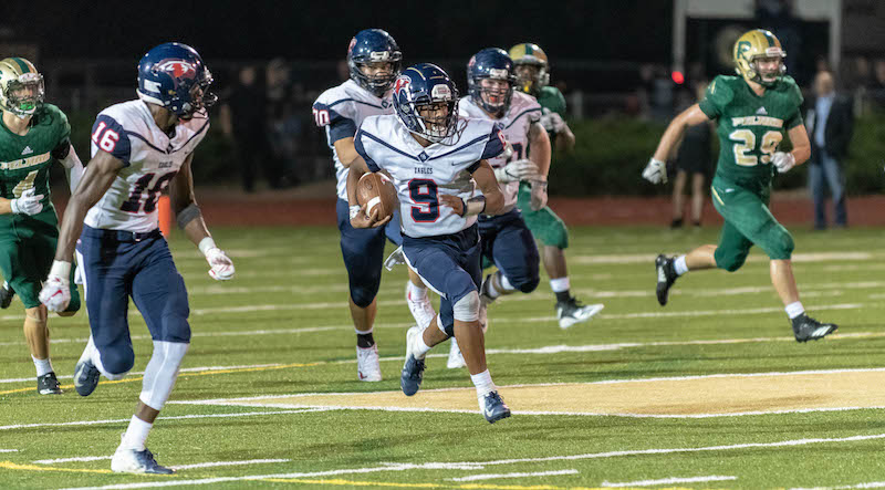 Five Questions For:  Evan Smith, Quarterback at Oak Mountain High School