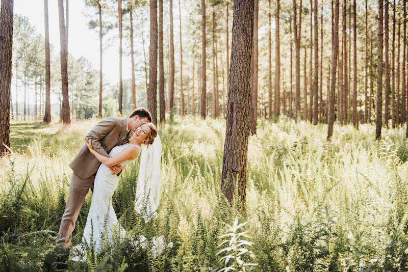 Bryanna Bailey & Coleman Beasley: A Columbiana Wedding