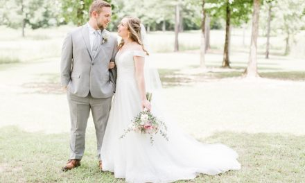 Olivia Black & Charlie Mercier: A North Shelby Wedding