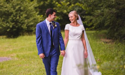 Dasha Grace & Ross Ham: An Alabama Wedding