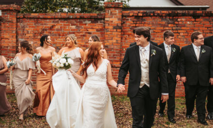 Asia Davison & Nick Gillaspie: A Shelby County Wedding