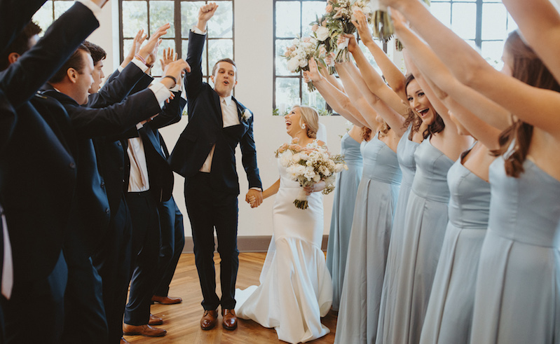 Summer Wales & Nathan Hall: A Shelby County Wedding