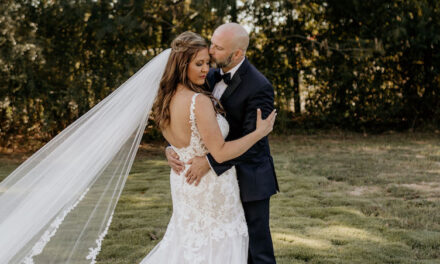 Erica Nelson & Shane Spray: A Shelby County Wedding