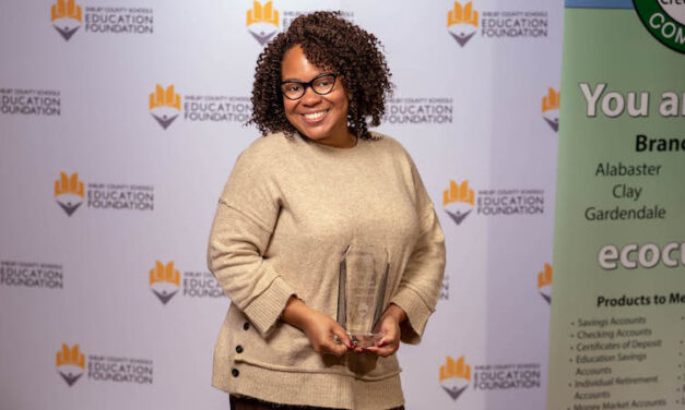 A Chat with Teacher of the Year Celia Dozier