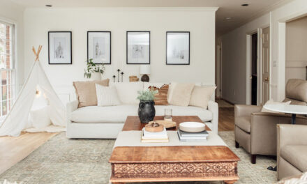 Just Their Style: A Meadow Brook Home Renovation