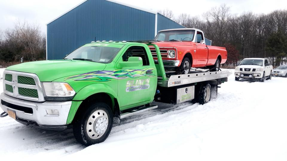 Slim's Affordable Towing