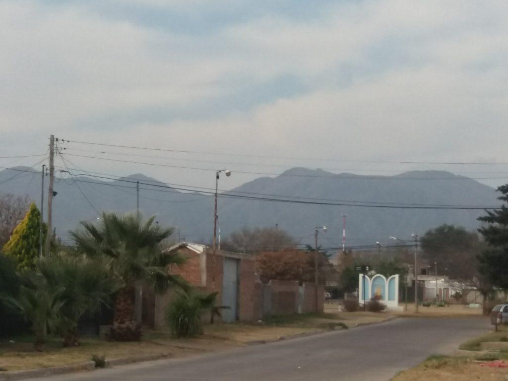 El humo del Amazonas llega a San Luis