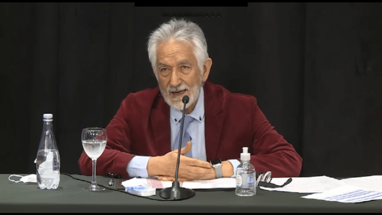 Alberto Rodríguez Saá incendios tienen intencionalidad