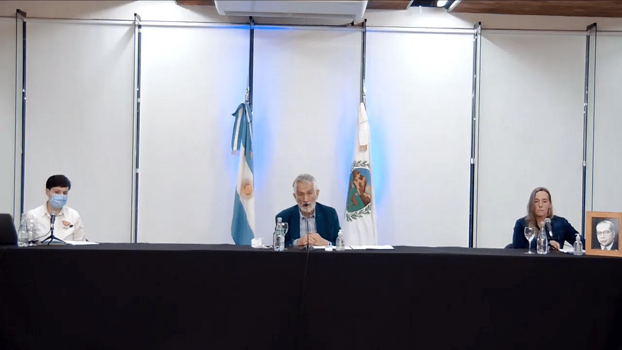 San Luis, Pandemia,Comite de Crisis