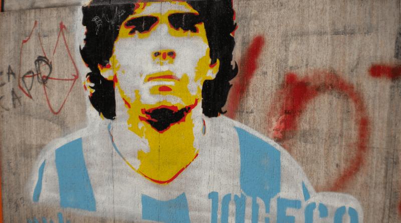 File:Grafiti Diego Maradona.jpg - Wikimedia Commons, murió Diego Armando Maradona