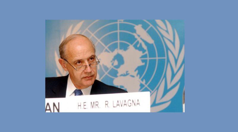Roberto Lavagna, Consenso Federal, ONU, Wikimedia