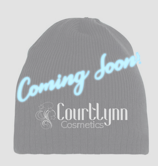 Knitted Beanie - Front
