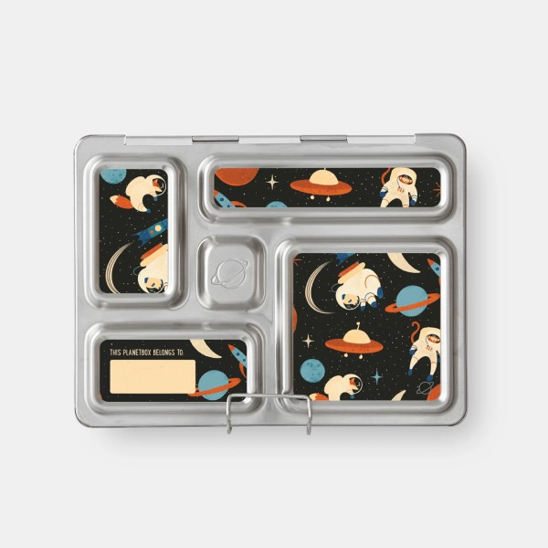 PlanetBox Rover Lunchbox Magnets