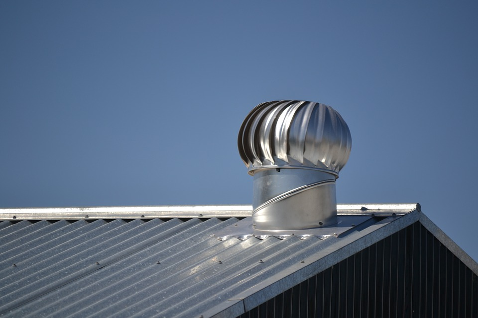 roof ventilation options