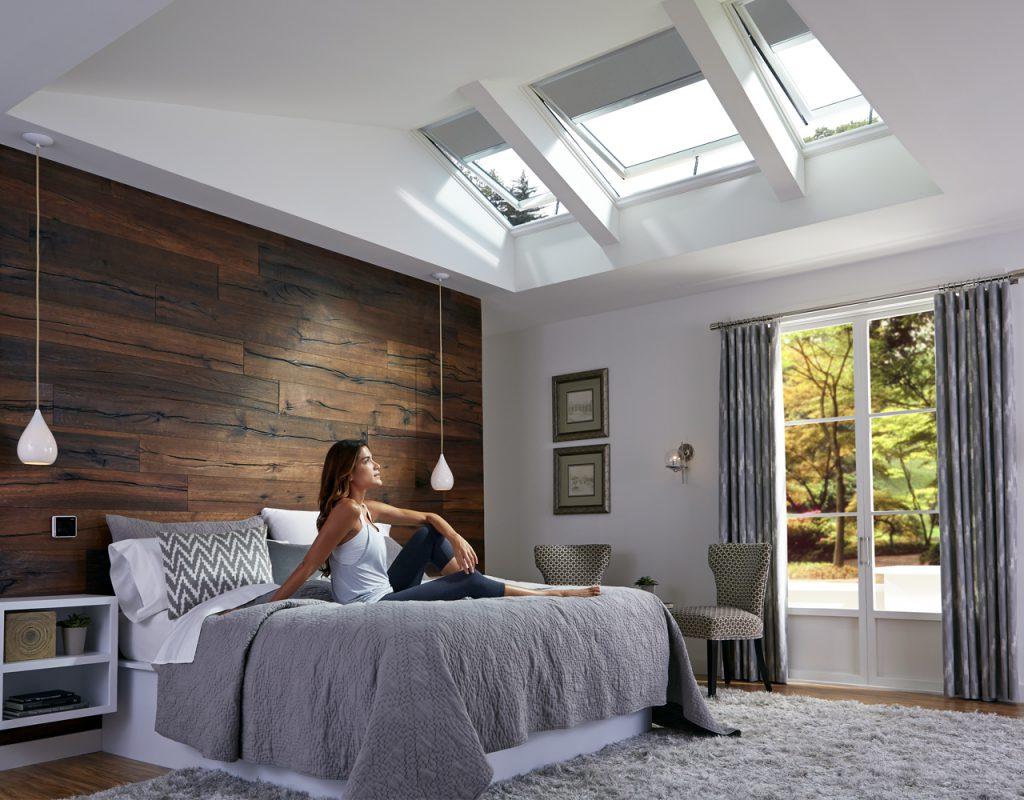 types of skylight