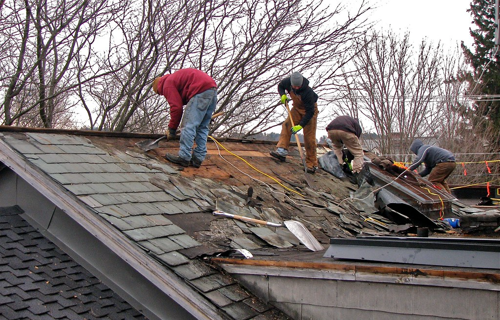 6 Most Common Roof Issues