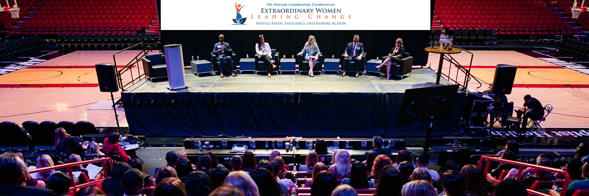 Extraordinary Women Leading Changer Leadership Conference