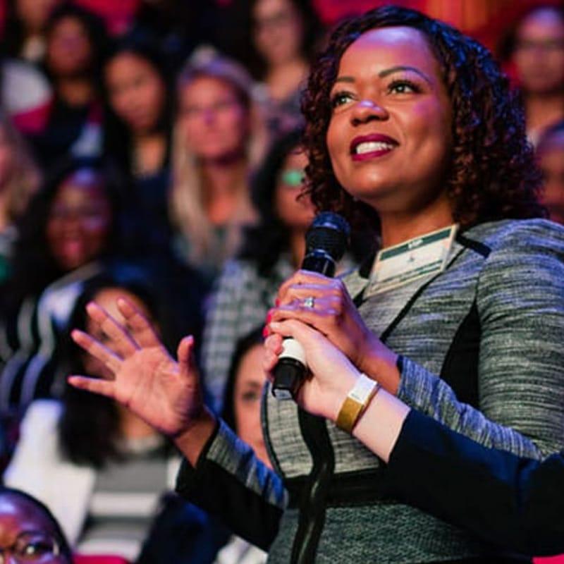 Gabrielle Finley-Hazle, MHA Healthcare Executive