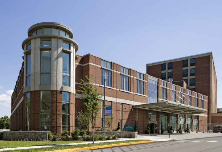 New Hospital Wing