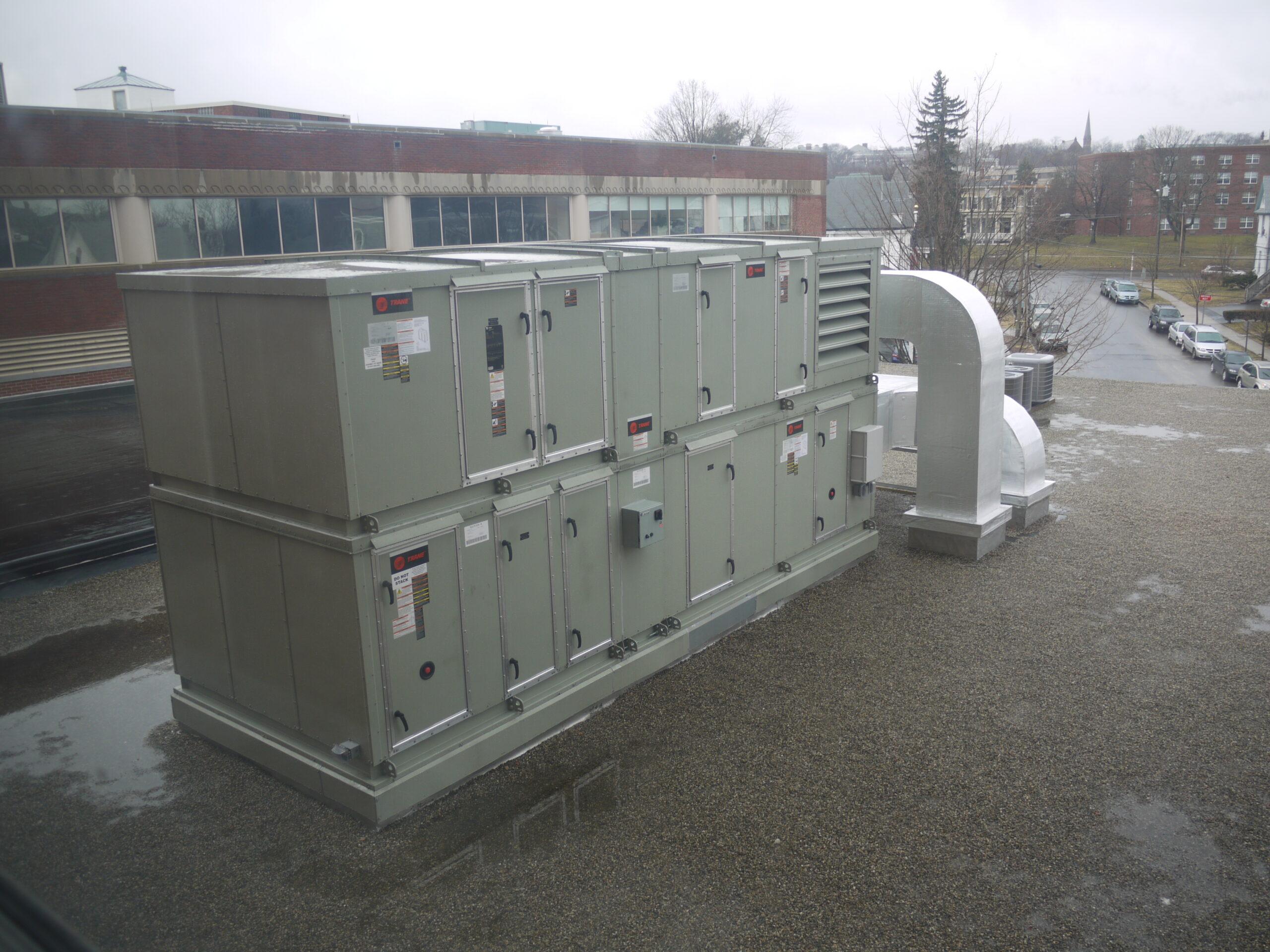 HVAC Roof Top Unit