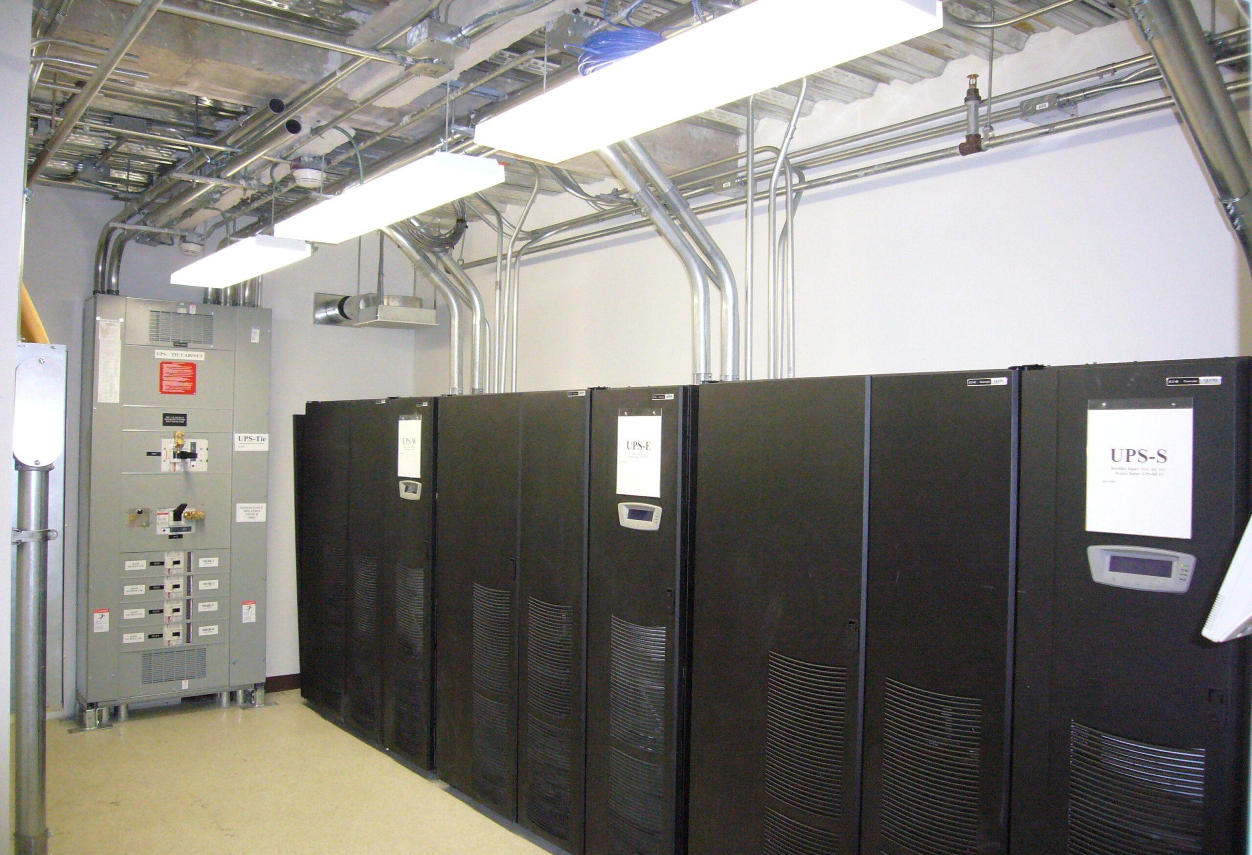 Data Center UPS System