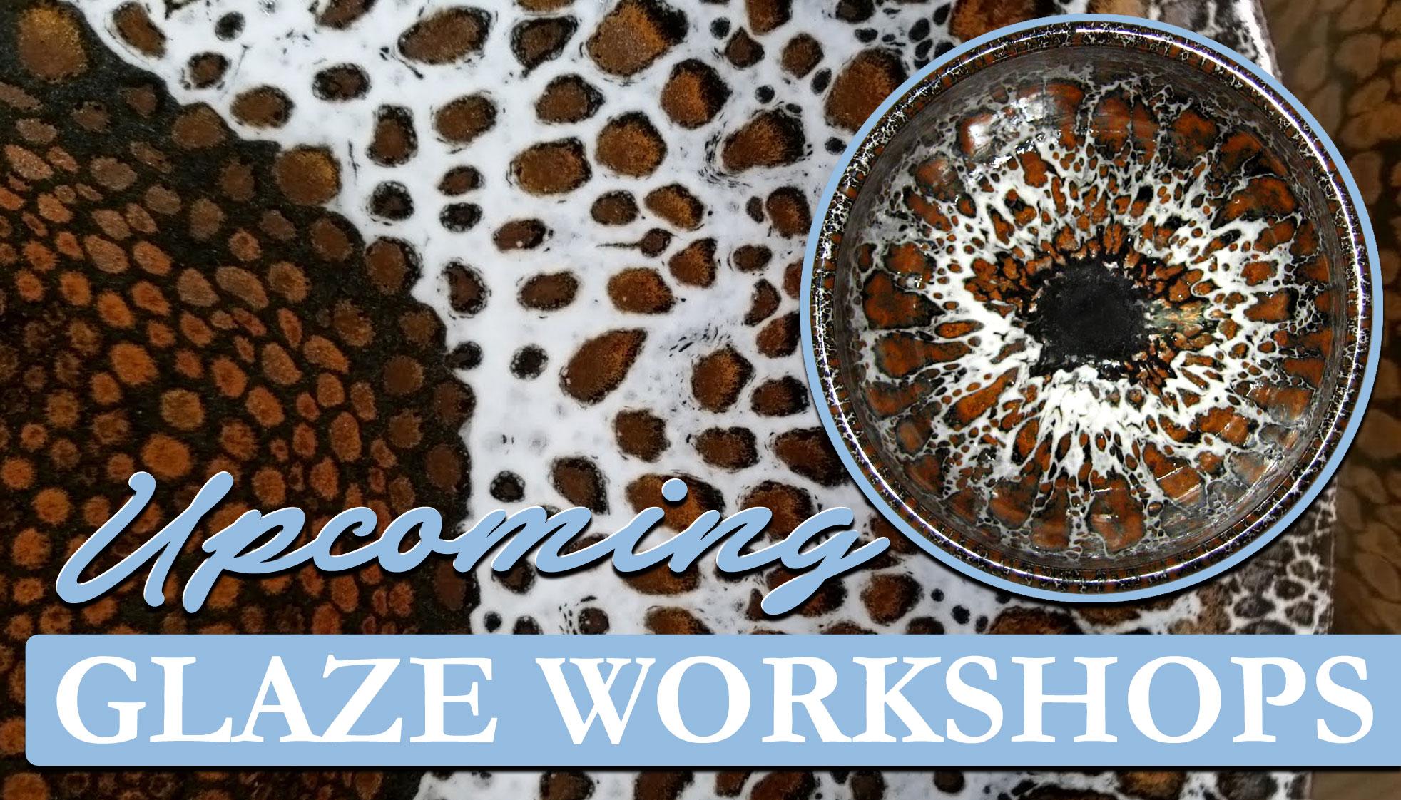 Glaze workshops