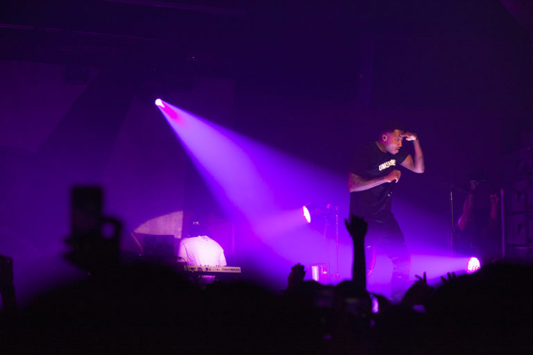 Christian Rapper Lecrae performs in Toronto