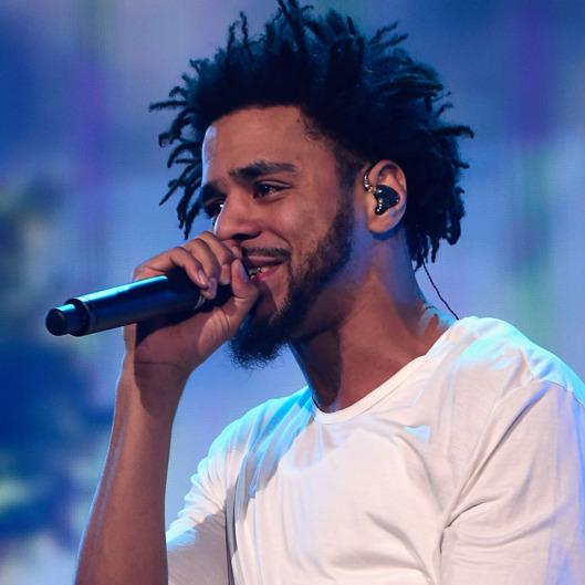 J. Cole Now Has 6 Platinum Singles