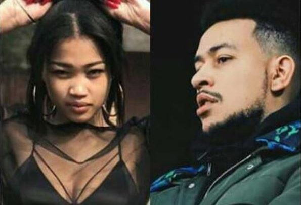 Are AKA And Nicole Nyaba A Thing Now?