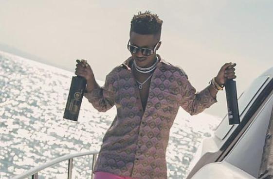Emtee Speaks On Investing In AU Vodka