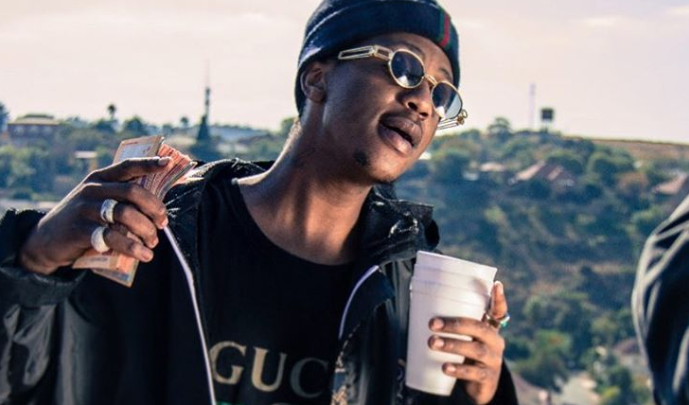 Emtee Makes His Come Back Clean From Drugs