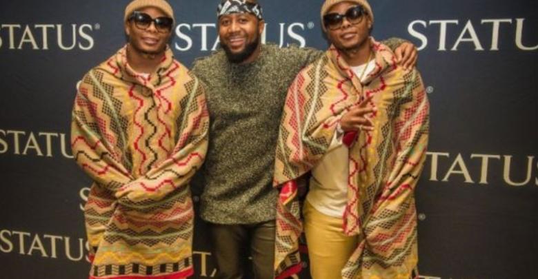 'Do Better,' Cassper Trolls The Major League Brothers Fashion Choice