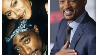Will Smith Opens Up About How 2 Pac Made Him Feel Insecure And Less Of A Man