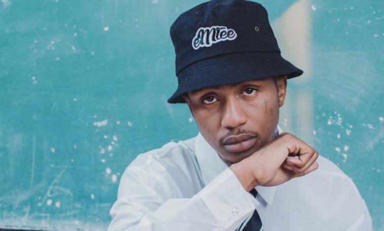 WATCH! Emtee's Reacts To His Baby Momma Releasing A Video Of Him Drunk