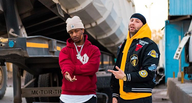 Chad Da Don And Emtee Tease New Music Coming Soon!