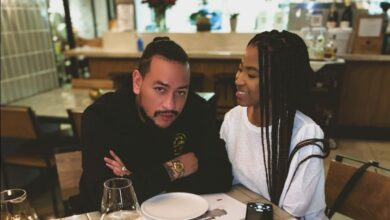5 Beautiful AKA And Fiancée Nellie Tembe Videos Happily In Love