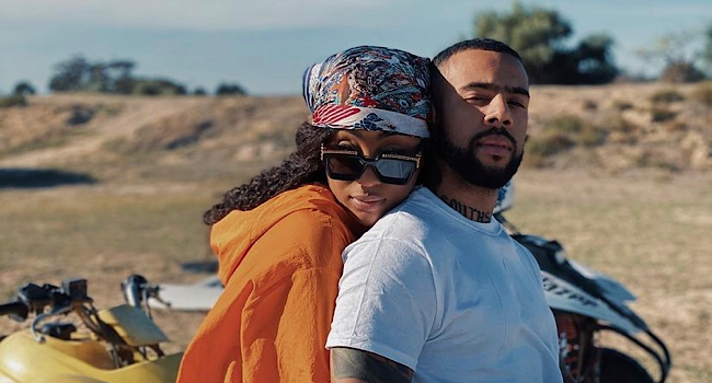 Nadia Nakai Teases Visuals For 'Practice' Music Video Featuring Vic Mensa