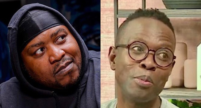 Stogie T Drags Rashid Kay For Posting An Image Of Who He Thought Was Solomon Mahlangu