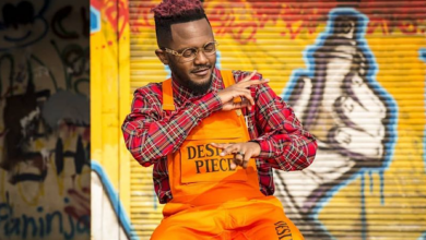 Kwesta Explains Why He Had To Upload The 'Fire In The Ghetto' Visuals On A New YouTube Page