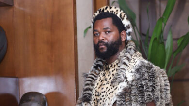 Pic! Could This Be The New Woman In Sjava's Life?