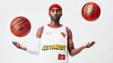 Riky Rick's Cotton Fest Collaborates With Major Sports Fashion Label