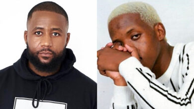 Cassper Reacts To Big Xhosa Being Compared To Emtee, Challenges Big Xhosa To A Boxing Match