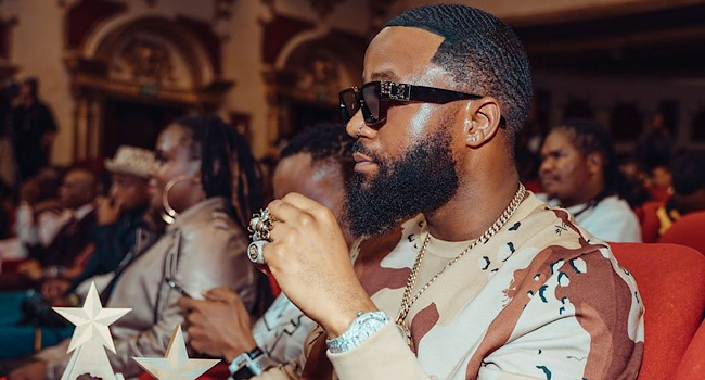Cassper Accused Of Stealing Artwork From French Rapper For His 'Sweet & Short 2.0' Album Cover