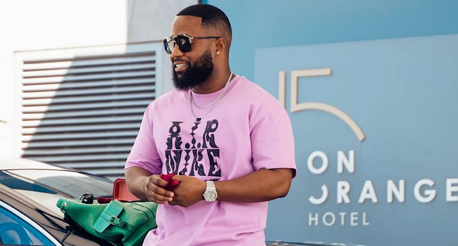 """Cassper On Getting Mobbed In Public: """"Sometimes I Forget How Famous I Am"""""""